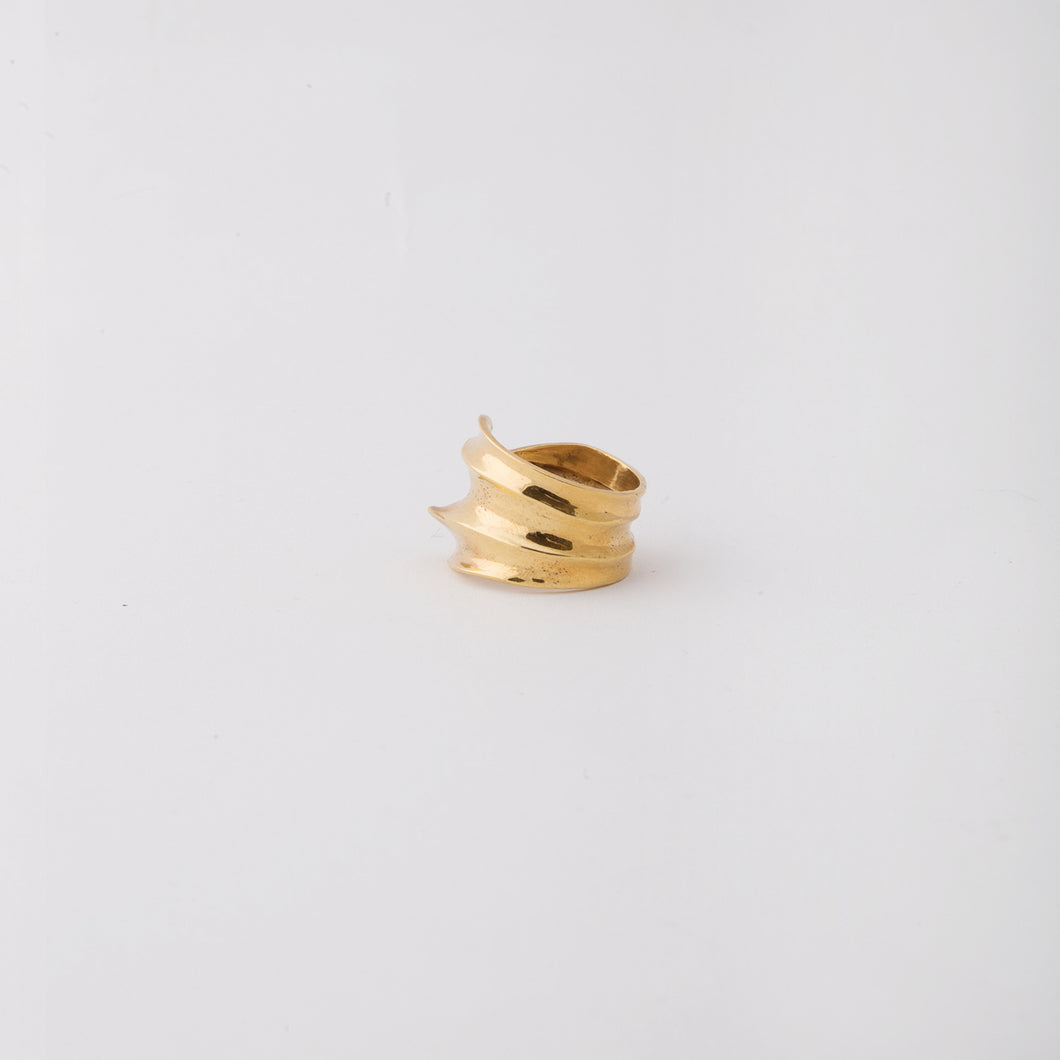 Possibility ring - Gold Plate Bronze