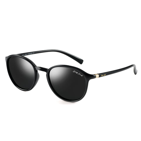 GREY JACK Unisex Small Round Polarized Sunglasses Men Women Glasses S1139