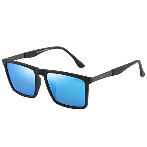 GREY JACK New Fashion Polarized Rectangular Sunglasses for Men Women S1324