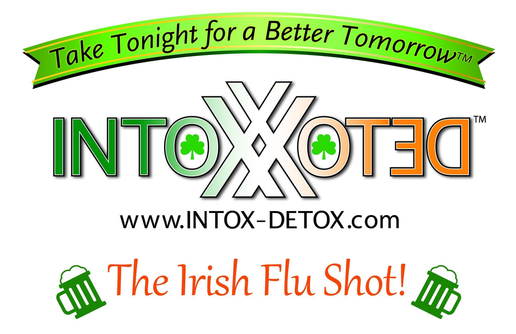 How to Do St. Patrick's Day Without Regrets - From an Intox-Detox Legend
