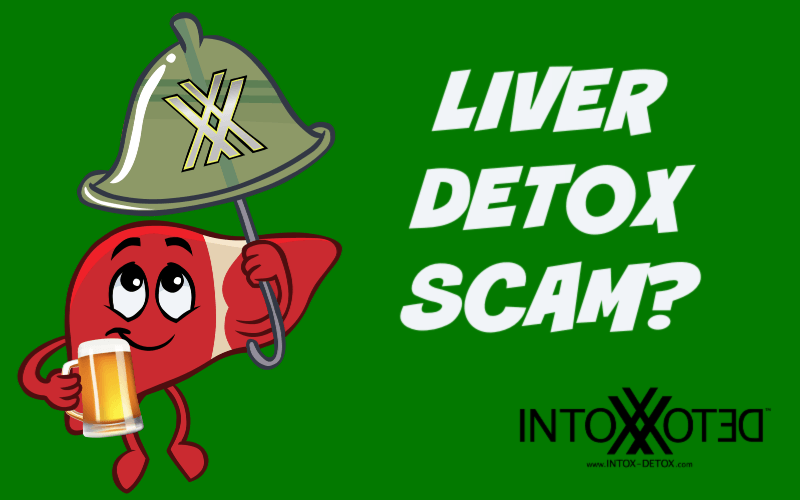 Intox-Detox Podcast 1 - Liver Detox Scam and How Intox-Detox Works
