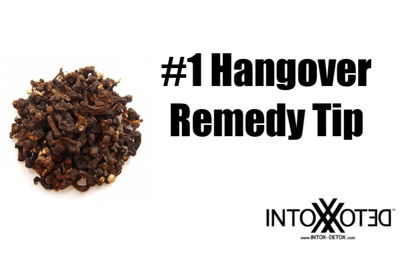 The #1 Hangover Remedy Tip From Intox-Detox Founder