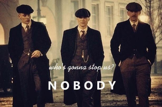 My Dreams and the Peaky Blinders Could Have Used Some Intox-Detox!