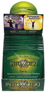 Intox-Detox Retail Opportunities