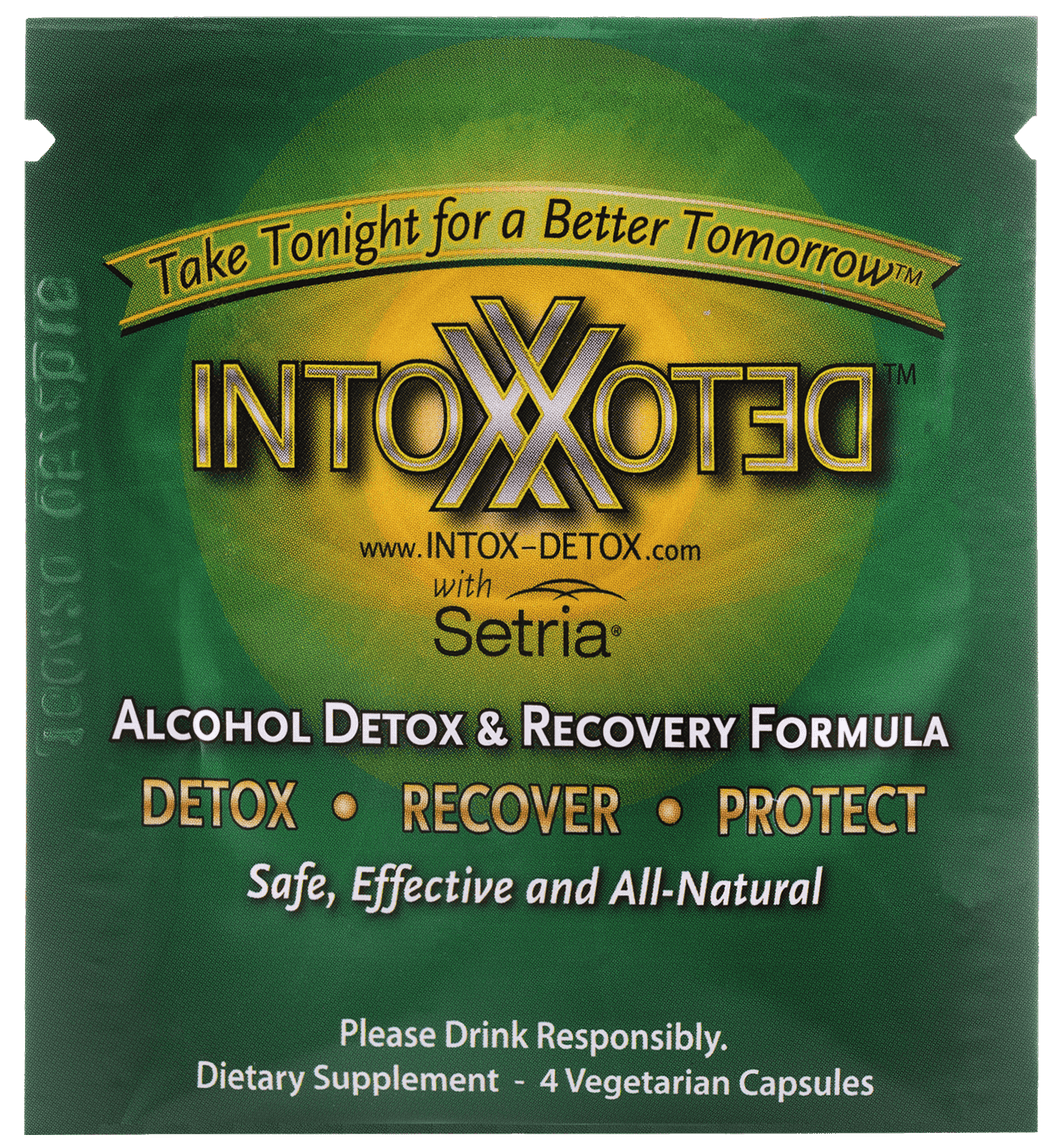 Intox-Detox 2-Pack Free Sample