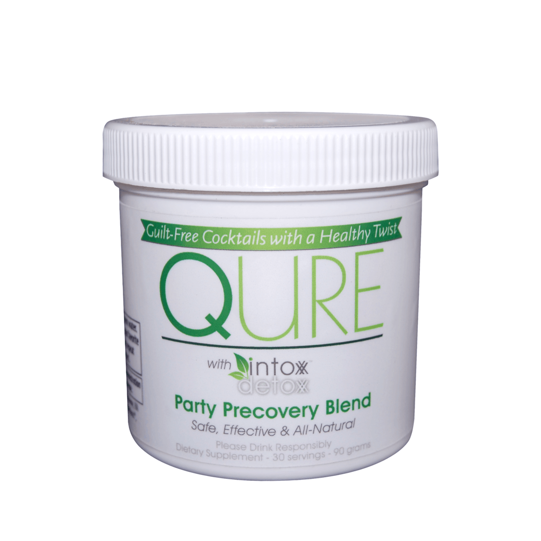 Qure 30-Serving Powdered Cocktail Boost