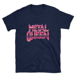 "Metal Queen ""Pink Chrome"" T-Shirt"