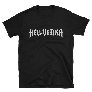 "Hellvetika ""Basic"" T-Shirt"