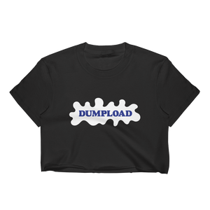 "Basic ""Dumpload"" Crop Top"