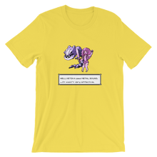 Limited Edition Pokemon Trainer Hellvetika T-Shirt