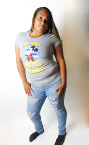Mickey Mouse Trouble Tee