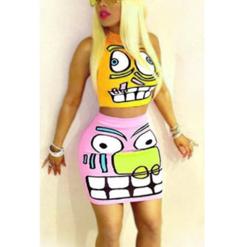 Comical Fun 2 piece set