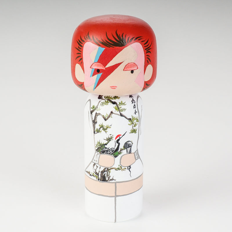 Hand-painted custom Kokeshi dolls for family or custom made your favourite celebrity and character!