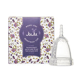 JuJu Menstrual Cup Model 1 Clear