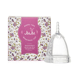 JuJu Menstrual Cup Model 2 Clear