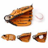 10.5'' Baseball Glove Softball Mitt Left Hand