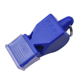 1Pcs Whistle Plastic Sports Referee Whistle
