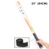 1pc Wood Baseball Bat 54cm 64cm 74cm 84cm