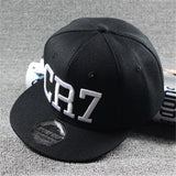 Soccer Star Ronaldo CR7 Embroidered Baseball Cap