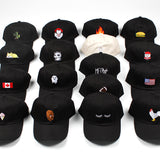 Cartoon Baseball Cap Polo Style Unisex
