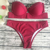 Bather Sexy  Bikini Set