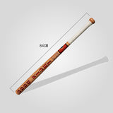 Harley Quinn Solid Wood Baseball Bat