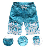 Printed Swimming Shorts for Men