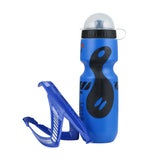 Cycling Water Bottle With Holder Accessorie