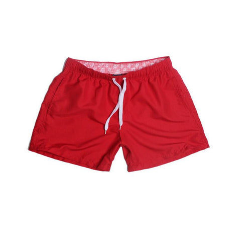 CKAHSBI Pocket Quick Dry Swimming Shorts For Men