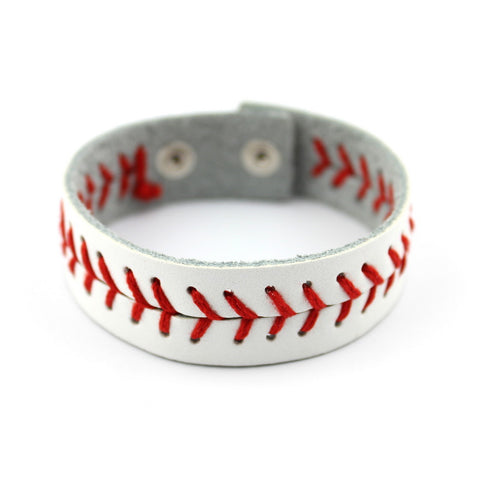 MLB Baseball Classic Leather Bracelets