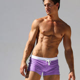 Fashion Swimming Trunks Boxer Shorts
