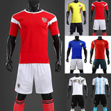 Jersey Short Sleeve T Shirt + Shorts