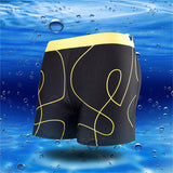 Plus Size Mens Swim Shorts