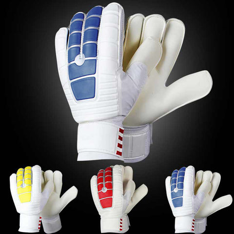 Soccer Goalkeepers Latex Slip Gloves