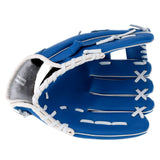 Soft Ball Baseball Glove Left Hand Blue