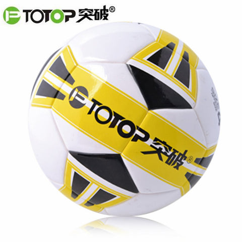 Professional PU Leather Standard Size Soccer Ball
