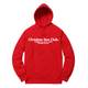 Christian Sex Club Essential Hoodie - Red