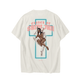 CHURCH OF SAINt JHN ~ LUST TEE WHITE