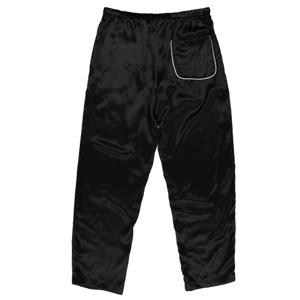 NOT A CULt Silk Pant - Babyoil Black