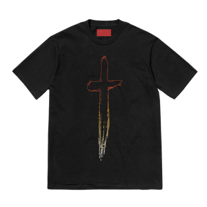 'NOT A CULt PART II Tour' T - Black