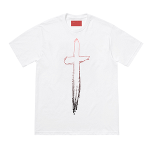 'NOT A CULt PART II Tour' T - White