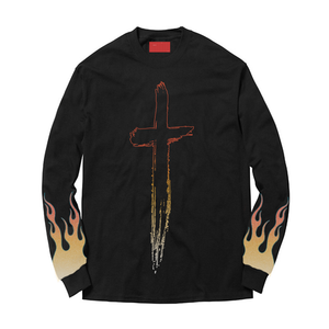 'NOT A CULt Tour' Longsleeve T - Black
