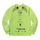 NOT A CULt Icon Sweatshirt - Volt