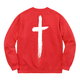 Christian Sex Club Sweatshirt - Red