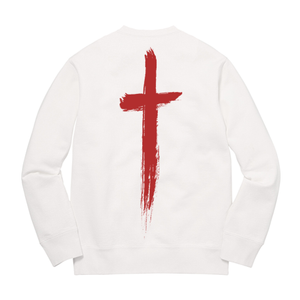 Christian Sex Club Sweatshirt - White