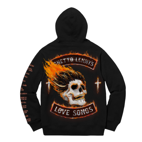 Ghetto Lenny's Love Songs Hoodie + Digital Album