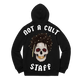 Staff Hoodie - NOT A CULt - Black