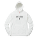 Staff Hoodie - NOT A CULt - White