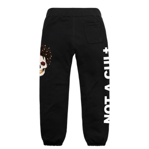 Staff Sweatpants - NOT A CULt - Black
