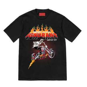 IGNORANt Forever World Tour Tee - Black
